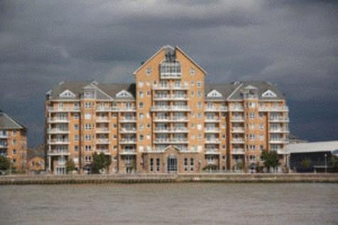 Poseidon Court, Homer Drive, London. 2 bedroom flat