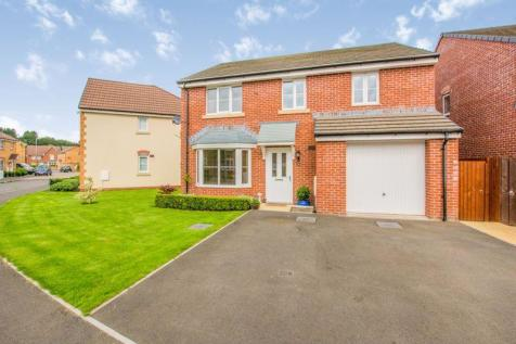 Spitfire Road, Newport, NP10. 4 bedroom detached house