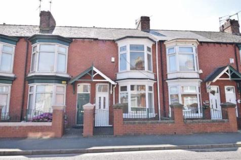 Ayresome Street, Middlesbrough. 4 bedroom terraced house