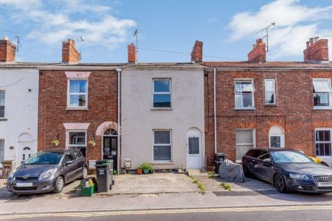 Alfred Street, Taunton, TA1. 3 bedroom terraced house for sale