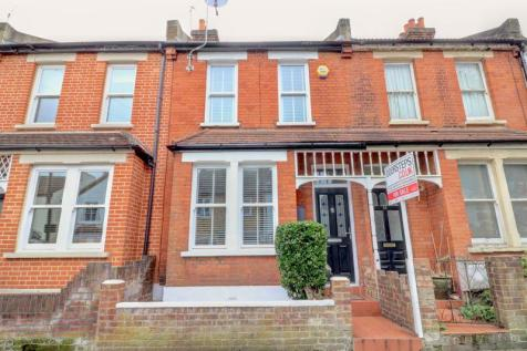 Heathfield Road, Bromley. 3 bedroom terraced house for sale