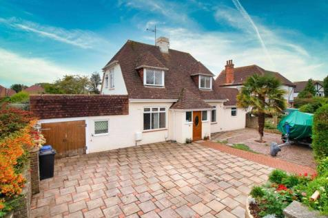 St. Lawrence Avenue, Worthing. 6 bedroom detached house for sale