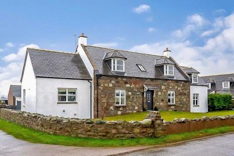 Haremoss, Portlethen, Aberdeen. 5 bedroom detached house for sale