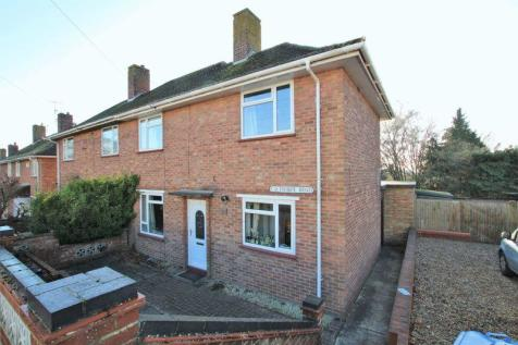 Calthorpe Road, Norwich. 4 bedroom semi-detached house