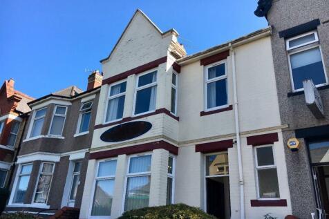 Caerleon Road, Newport. 2 bedroom flat