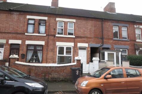 20 Victoria Road, Coalville. 3 bedroom terraced house
