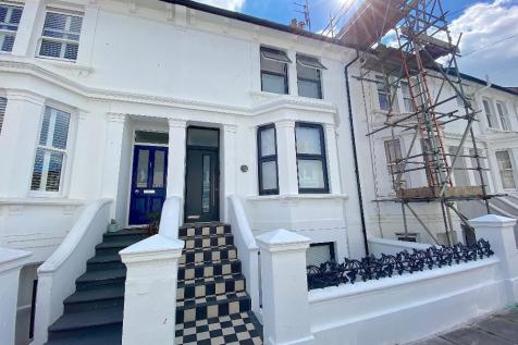 Goldstone Road, Hove, East Sussex, BN3 3RH. 1 bedroom apartment