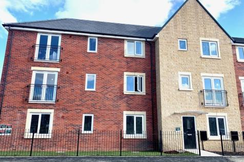 Rosewood Way, Hampton Gardens, PETERBOROUGH. 2 bedroom apartment