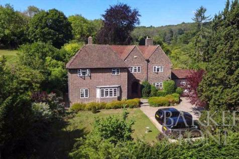 Hare today gone tomorrow.... 5 bedroom detached house