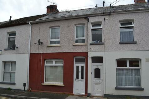 Arail Street, Abertillery. 2 bedroom terraced house