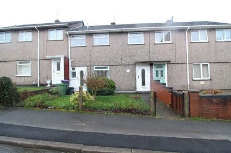 Burns Lane, St. Dials, Cwmbran. 2 bedroom terraced house