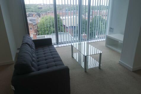 VELOCITY VILLAGE Solly Street, Sheffield, S1. 3 bedroom private halls