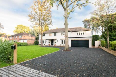 Pyrford, GU22. 6 bedroom detached house for sale