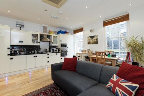 Theberton Street, London, N1. 1 bedroom flat