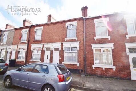 Watford Street, Shelton, ST4. 3 bedroom house share