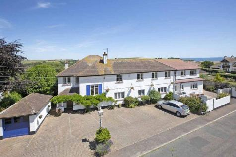 The Long Range Hotel, Budleigh Salterton. 12 bedroom detached house