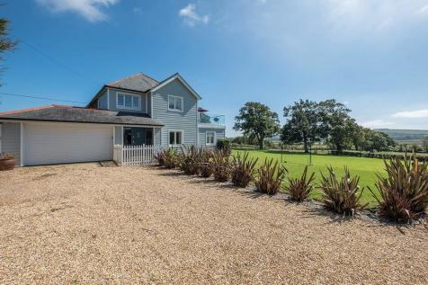 St Helens, Isle of Wight. 5 bedroom detached house for sale