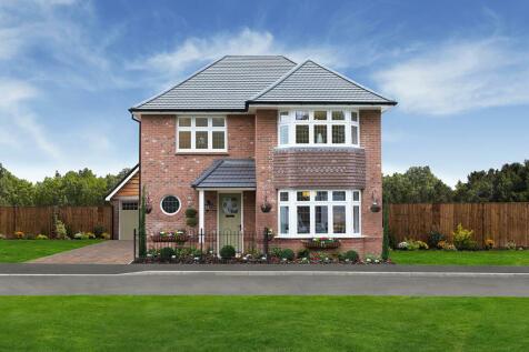 Manley Meadow Pinhoe  Exeter EX1 3UW. 3 bedroom detached house for sale