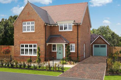 Manley Meadow Pinhoe  Exeter EX1 3UW. 4 bedroom detached house for sale