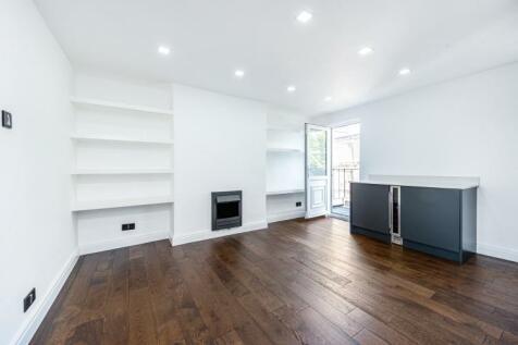Finborough Road Chelsea SW10. 2 bedroom flat