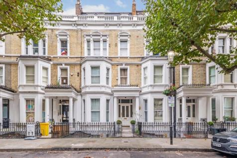 Philbeach Gardens, Earls Court. 6 bedroom terraced house for sale