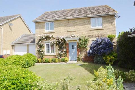 Havengore Close, Southend-on-sea. 4 bedroom detached house for sale