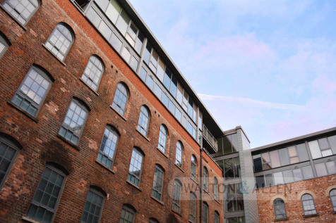 The Hicking Building, Queens Road. 2 bedroom apartment