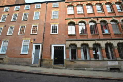 Plumptre Street, Nottingham. 2 bedroom apartment