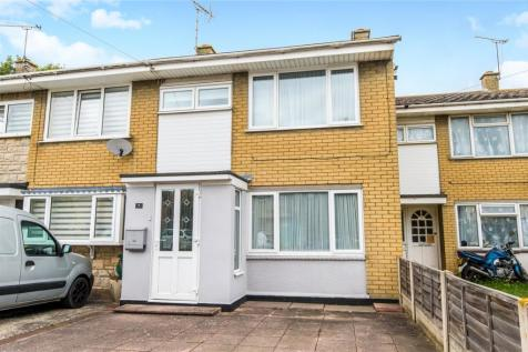 Brougham Close, Great Wakering, SS3. 3 bedroom terraced house