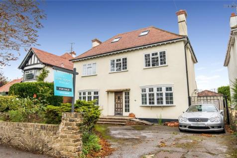Burges Road, Thorpe Bay, SS1. 5 bedroom detached house for sale