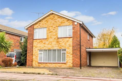 Wansfell Gardens, Thorpe Bay, SS1. 4 bedroom detached house for sale