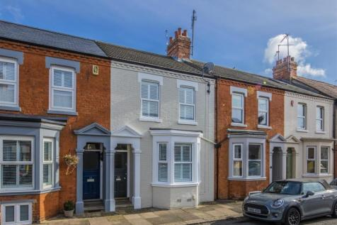 Sandringham road, Abington. 3 bedroom terraced house for sale