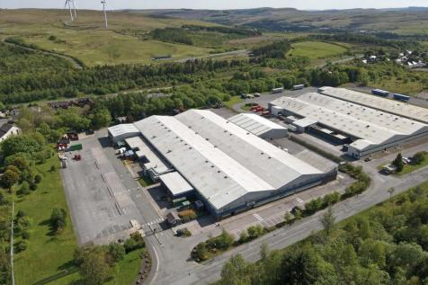 Unit 3, Tafarnaubach Industrial Estate, Tafarnaubach, Tredegar, Blaenau Gwent, NP22. Property for sale
