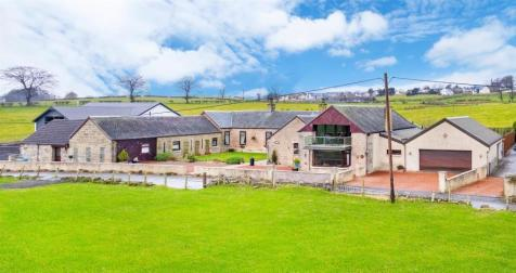 Whitehill Farm, Muirburn Road, Glassford. 5 bedroom house for sale