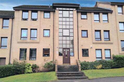 Flat C, 255 Kelvindale Road, Glasgow, G12. 2 bedroom flat