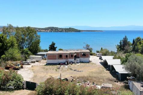 Portocheli, Argolis, Peloponnese. Plot for sale