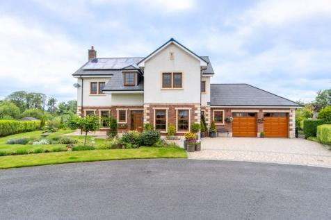 7 Howford, Ballochmyle, Mauchline KA5 6JU. 4 bedroom detached villa