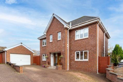 5 Glebe Court, Kilmarnock, KA1 3BD. 5 bedroom detached villa for sale