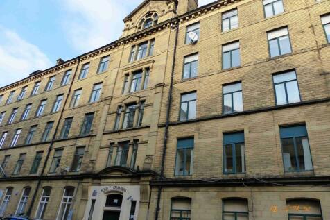 40 Piccadilly, Bradford, West Yorkshire, BD1. 2 bedroom flat