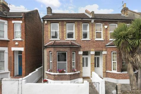 Wiverton Road, Sydenham, SE26. 3 bedroom semi-detached house for sale