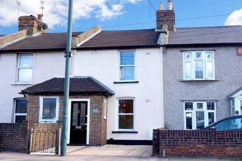 Bourne Road, Bexley, DA5. 2 bedroom terraced house