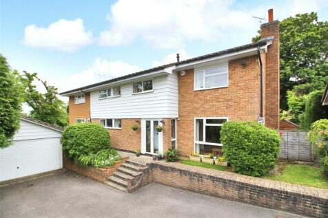 The Middlings, Sevenoaks, Kent, TN13. 6 bedroom detached house