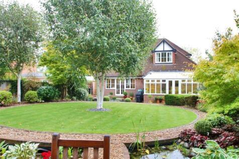 Ash Platt Road, Seal, Sevenoaks, Kent, TN15. 5 bedroom detached house for sale