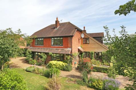 Postern Lane, Tonbridge, Kent, TN11. 5 bedroom detached house for sale