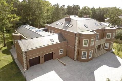 The Birches, Tranwell Woods, Morpeth, NE61. 6 bedroom detached house