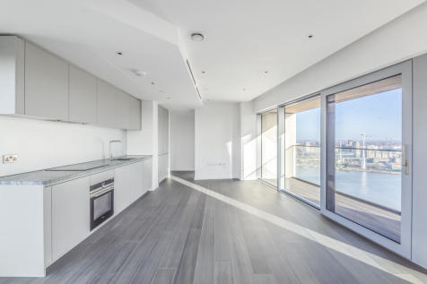 No.2, 10 Cutter Lane, Upper Riverside, Greenwich Peninsula, SE10. 2 bedroom flat for sale