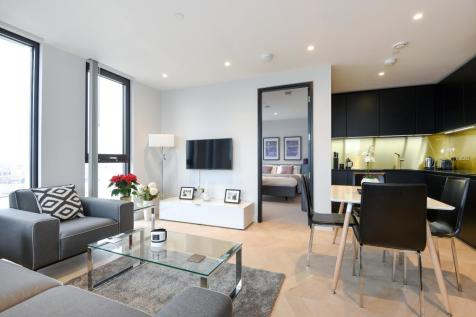 The Waterman, 5 Tidemill Square, Lower Riverside, Greenwich Peninsula, SE10. 2 bedroom flat for sale