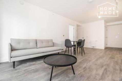 Millet Place, Royal Docks, E16. 1 bedroom apartment