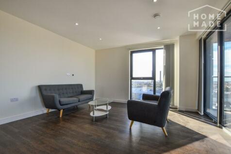 Grafton Quarter, Croydon, CR0. 3 bedroom flat