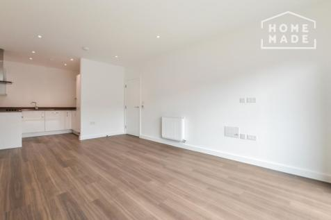 Trinity Walk, Woolwich, SE18. 1 bedroom apartment